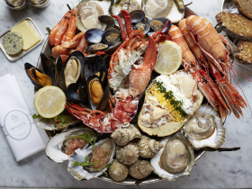 Seafood Platter bentley's