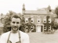 Oli Martin - Head Chef of Hipping Hall - Yorkshire Dales