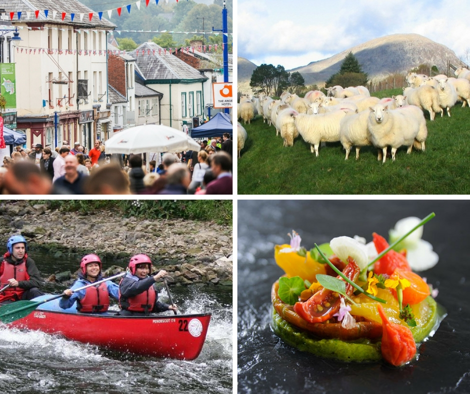 Monmouthshire Festivals