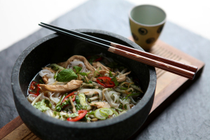David Everitt-Matthias' leftover recipes Christmas Leftover Turkey Pho