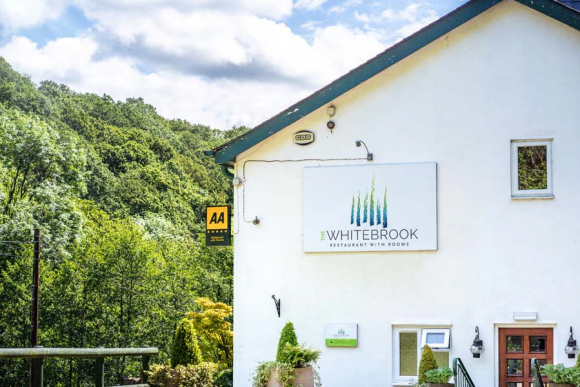 The Whitebrook Restaurant with Rooms